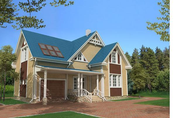 Проекты домов и коттеджей Альфаплан! Купить проекты домов